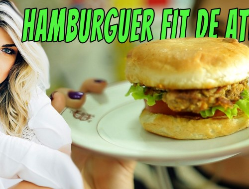 hamburguer fitness